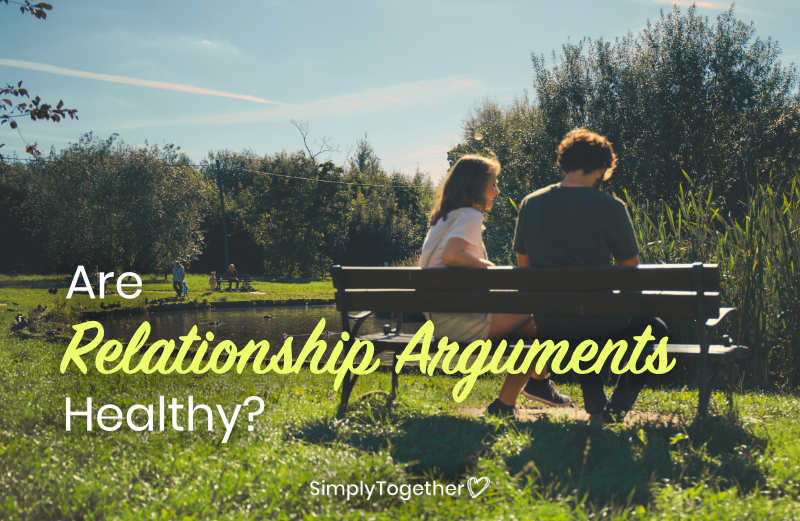 Premise Indicator Words: Are Relationship Arguments Healthy