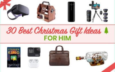 30 Best Christmas Gift Ideas for Him
