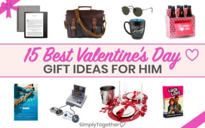 15 Best Valentines Gift Ideas for Him