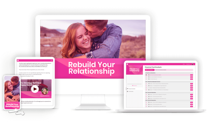 course image to rebuild your relationship